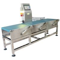Buy cheap Precision Stainless Still Conveyor Weight Checker For Weighting And Sorting Foods from wholesalers