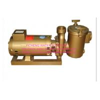 Buy cheap Brass  swimming pool equipment Centrifugal Pump Big Filtration Sea Water from wholesalers