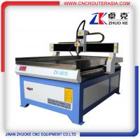 Buy cheap Hot sale Wood Metal CNC Carving Machine with NcStudio ZK-9015-2.2KW from wholesalers