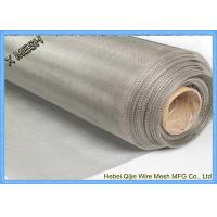 Buy cheap 5 Micron Stainless Steel Woven Wire Cloth Dutch Mesh 0.914m X 30m For Filter from wholesalers
