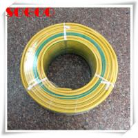 Buy cheap 12 Awg Dia Bare Copper Ground Wire Cable 16mm2 10mm2 Green Yellow Color from wholesalers