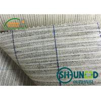 Buy cheap Woven fusing Interlining with 150cm width , fusible fleece interfacing for suits from wholesalers