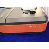 Buy cheap Aquaculture detection	Single Beam Spectrophotometer For Drug testing from wholesalers