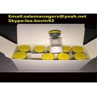 Buy cheap Human Growth Hormone Peptides GHRP-2 CAS158861-67-7 / Fat Loss Steroids from wholesalers