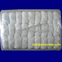 Buy cheap White Airline Cotton Towels from wholesalers