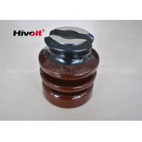 Buy cheap Low Medium Voltage Pin Type Insulators With Radio Free Glaze On Top from wholesalers