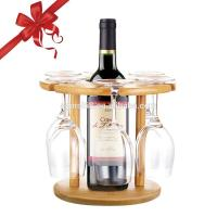 Buy cheap special design for wine bottle holder wine holder for home kitchen with high quality from wholesalers