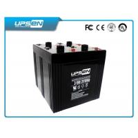 Buy cheap Maintenance Free 12V 200ah Sealed Lead Acid Batteries For Emergency Lighting Equipment from wholesalers