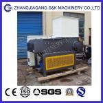 Buy cheap Recycling Shredding Cloth Single Shaft Shredder Machine , Waste Grinder Machine from wholesalers