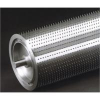 PVC , PE , PP,  ABS Embossing Roller With High Performance , Leather Embossing Roll
