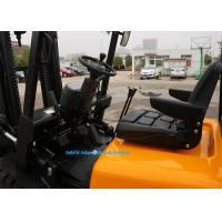Buy cheap 4700kg Weight 3.5T Diesel Engine Forklift Truck FD35 With Soft Bag Clamp from wholesalers