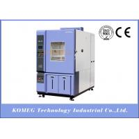 Buy cheap Programmable Laboratory High and Low Temperature Humidity Test Chamber for Solar Panel Testing from wholesalers