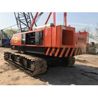 Buy cheap Lattice Boom Used Hitachi Crawler Crane KH180 50 Ton , Japan Crawler Crane Product Cheap Price from wholesalers