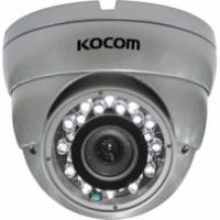 Buy cheap ¢5X23PCS LED And IR Auto-open by CDS Control Color CCD Vandal Proof Dome Camera  product