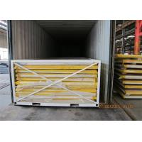 Buy cheap SINOTRUK Insulated CKD Panels For Making Refrigerated Delivery Truck Cargo Body from wholesalers