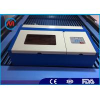 Buy cheap Table Top Glass Compact Laser Cutting Machine Computerized Ruida Software from wholesalers