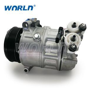 Buy cheap 12V Auto AC Compressor PXC116C for JAGUAR XF 2.2 / XJ 2.0 3.0 PXC16 51-0699 / CX23-19D629-EA / 047648032B4 product