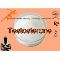 Buy cheap 99% Raw Testosterone Powder For Muscle Growth / Raw Hormone Powders Cas1045 - 69 - 8 from wholesalers