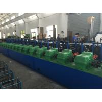 Buy cheap 0.7mm - 2mm Cold Roll Former Cable Tray Roll Forming Machine 100/150/200mm Height from wholesalers