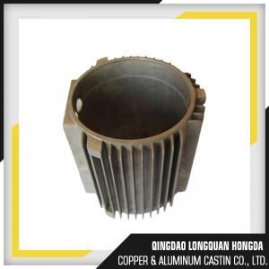 Customized High Pressure Aluminum Die Casting Parts For Auto Spare Parts