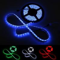 Buy cheap 16.4Ft DC12V 60LED per meter 5050 SMD color changing LED Strip from wholesalers