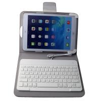 Buy cheap Corded plug and play Apple iPad Keyboard Leather Case With stand product