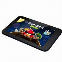 Buy cheap 7 A10 Tablet PC with Android 4.0 OS, Wi-Fi b/g/n, 3G dongle, Capacitive Multitouch and Super Slim from wholesalers