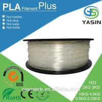 Buy cheap RoHS 3d printing consumables , plastic spool rod 3.0mm 1.75mm abs pla 3d printer filaments from wholesalers
