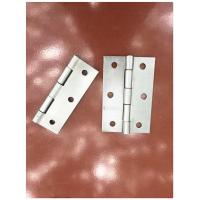 Buy cheap Truck Box Iron Door Hinges , Metal Steel Cast Iron Butt Hinges 0.9mm Thickness from wholesalers
