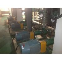 Buy cheap Single-stage Single-suction avoid leakage non-clog sewage pump from wholesalers