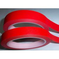 Buy cheap Heat Reistant Type Silicone Adhesive Crepe Paper Masking Tape Jumbo Roll from wholesalers
