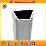 Buy cheap Great  Water - Tightness Aluminum Heatsink Extrusion Profiles Impact Resistance from wholesalers