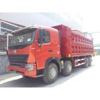 50 Tons 8×4 Heavy Duty Dump Truck / Howo A7 Dump TruckModel ZZ3317N4647N1