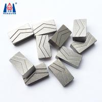 Buy cheap Huazuan V shape granite stone fast cutting diamond segments for sale from wholesalers
