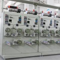 Buy cheap Industrial Sewing Thread Cone Winding Machine 100-500 M/Min 0.2-0.4 G/Cm3 from wholesalers