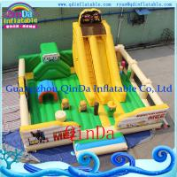 Buy cheap Children's park inflatable obstacles/inflatable castle/bouncer/combo foe sale from wholesalers