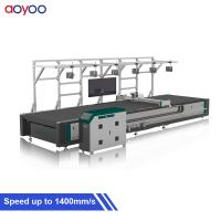 Buy cheap Plaid Fabric Matching CNC cutter Automatic digital knife cutting machine price product