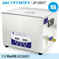 Buy cheap 15L Professional Quick Removing Dust Digital Ultrasonic Cleaner For Cell Phone from wholesalers