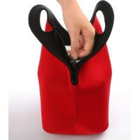 Buy cheap Hot-selling Fancy nice Picnic bag Neoprene Lunch bag with handles Neoprene Cooler bag product
