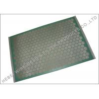 Buy cheap Oblong Wire Cloth Dirt Shaker Screener Double Hook High Conductance SUS316 Material from wholesalers