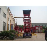 Buy cheap 1000Kg shopping mall mobile elevated lift platform for construction work from wholesalers