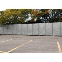 Buy cheap Mobile Noise Barriers 1200mm x 2400mm 1000mm x 2400mm 40dB noise Reduction from wholesalers