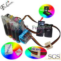 Buy cheap Stable CISS Ink System With One Way Valve Diy Ciss Kits For HP / Canon Printers from wholesalers