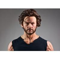 Buy cheap Simulated Decoration Celebrities Wax Figures Of Hugh Jackman Acyion Figure from wholesalers