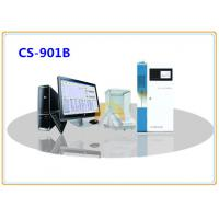 Buy cheap Professional Carbon Sulphur Analyser , Infrared Carbon Sulphur Determinator 901B product