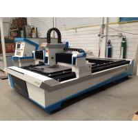 Buy cheap High speed and high precision CNC fiber laser cutter , steel laser cutter from wholesalers