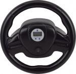 Buy cheap Smart Digital tire shape car Vehicle air compressor Steering Wheel 12V Plastic from wholesalers