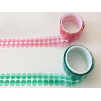 Buy cheap High Temperature green PET Tape Made with Polyester and Silicone Adhesive for Powder Coating and Masking from wholesalers