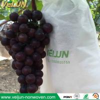 Buy cheap Nonwoven grape bag fruit bag non-woven fabric nonwoven banana bag fruit protection bag from wholesalers