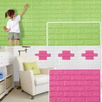 Buy cheap 3D Wall Paper Wall Decoration 3d Brick Children Wall Paper from wholesalers